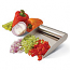 PrepTaxi® food scoop - stainless steel